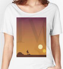 Star Wars Episode 4 Women's Relaxed Fit T-Shirt