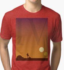 Star Wars Episode 4 Tri-blend T-Shirt