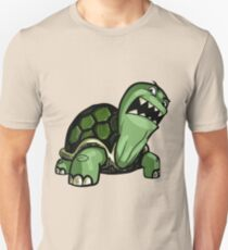 Angry Turtle Unisex T-Shirt