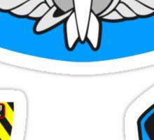SR Sticker