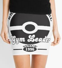 Pokemon Kanto Official Gym Leader Mini Skirt