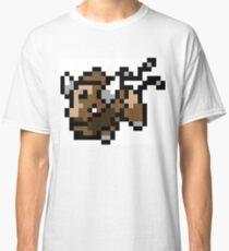 Pokemon 8-Bit Pixel Taurus 128 Classic T-Shirt