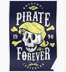 Pirate Forever Poster
