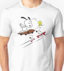 Snoopy Skate T-Shirt