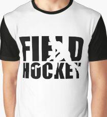 Field hockey Graphic T-Shirt
