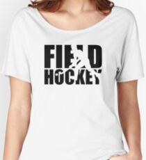 Field hockey Women's Relaxed Fit T-Shirt
