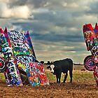 Cadillac Cows by Doug Graybeal