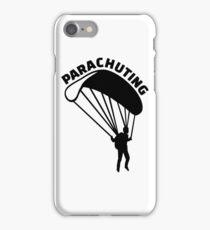 Parachuting iPhone Case/Skin