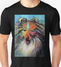 Boho Sheltie T-Shirt