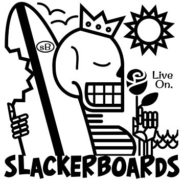 Live On slackerBoards! by slackerBoards