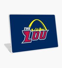 The Lou Navy Laptop Skin