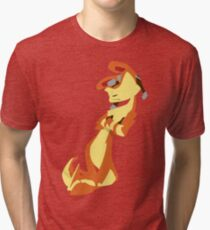 Jak and Daxter-Daxter(No eyes variant) Tri-blend T-Shirt
