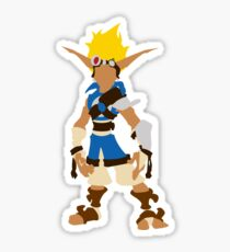 Jak-Jak and Daxter The precursor legacy  Sticker