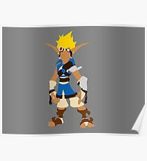 Jak-Jak and Daxter The precursor legacy  Poster