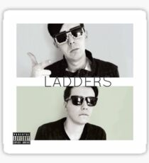 Dan And Phil - Ladders Sticker