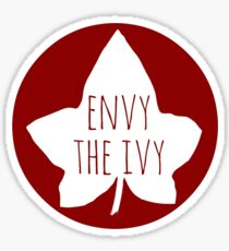 Envy the Ivy Sticker