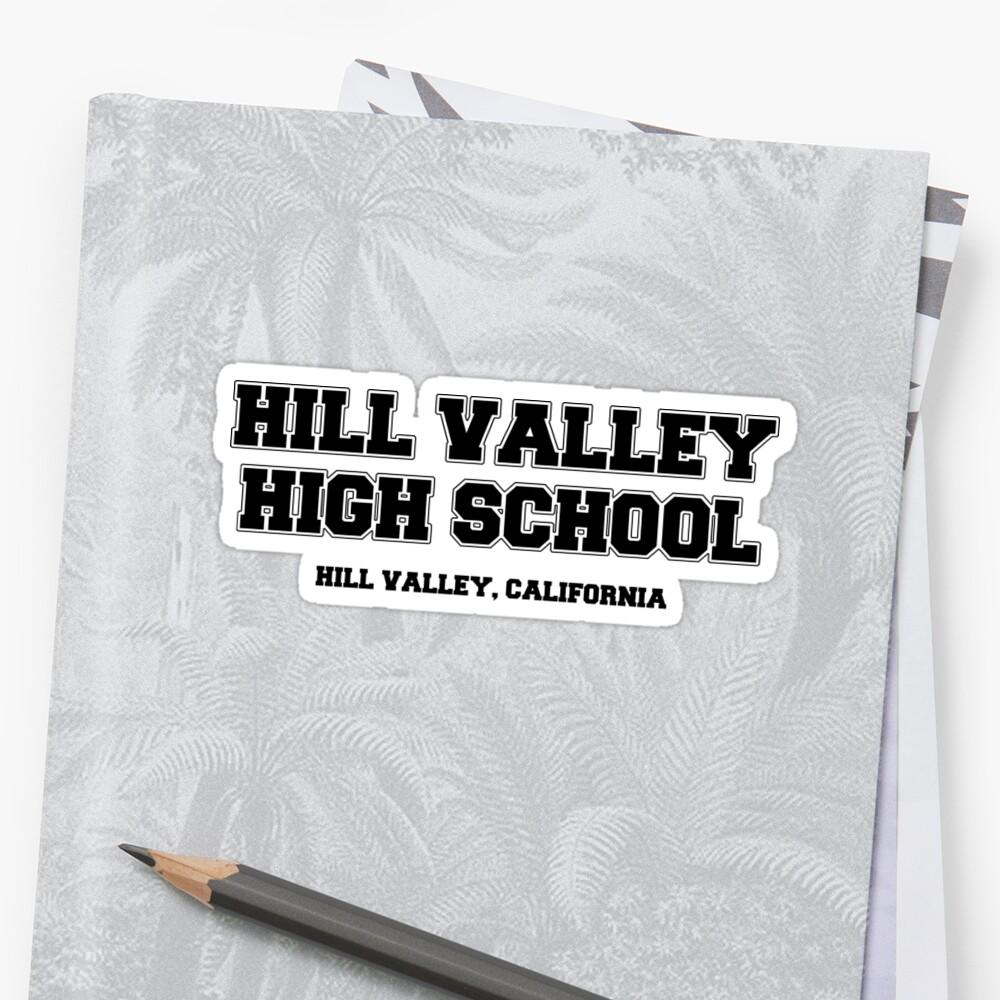 Hill Valley High School by TGIGreeny