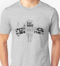 Apollo Control Panel T-Shirt