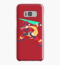 Mega Man Zero Samsung Galaxy Case/Skin