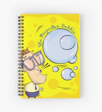 The Proportion Bubble Spiral Notebook