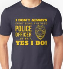Protect & Serve! (GOLD EDITION!) Unisex T-Shirt