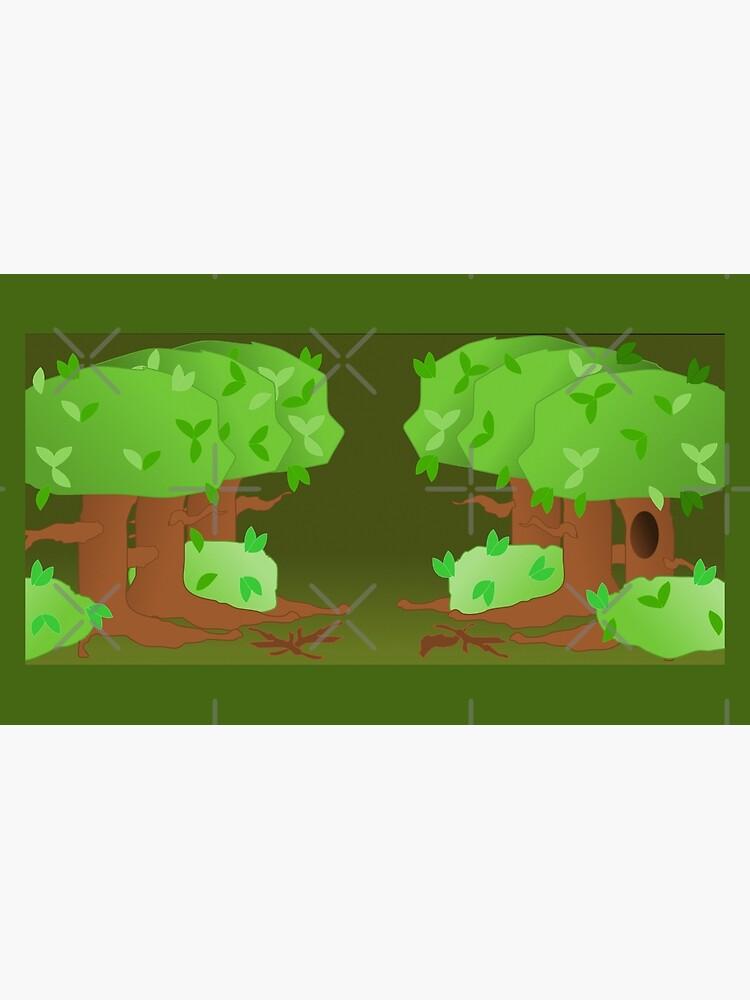Gruselige Wälder von risadilla