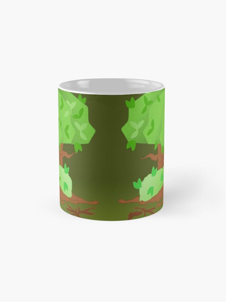 Alternative Ansicht von Gruselige Wälder Tassen