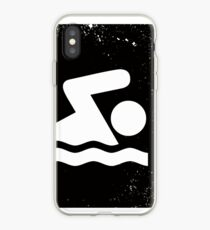 Swimming iPhone Case
