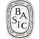 Diptyque Basic Kerzenaufkleber von gracieallen95