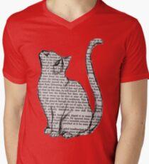 Book Cat T-Shirt