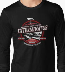 Exterminatus - Advanced pest control Long Sleeve T-Shirt