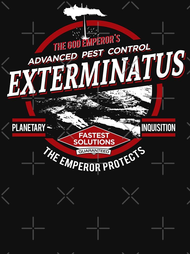 Exterminatus - Advanced pest control by moombax