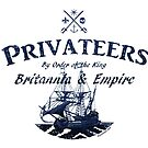 Privateers by Chris Jackson