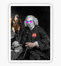 Samuel Johnson Edit Sticker