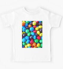 Knusprige Süßigkeiten Kinder T-Shirt