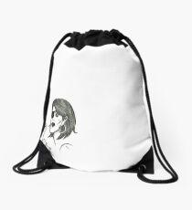 Scurvy doll Drawstring Bag