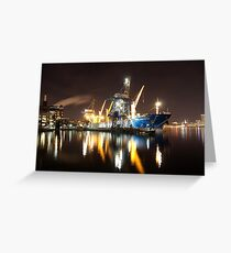 Nord Vancouver Greeting Card