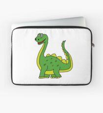 Happy Dinosaur  Laptop Sleeve