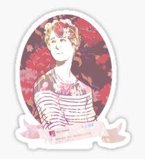 Ezra Koenig (part deux) Sticker