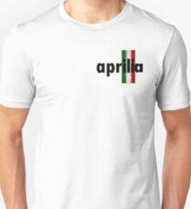 Aprilia centered logo T-Shirt