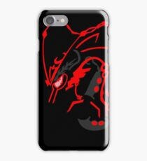 Shiny Mega Rayquaza iPhone Case/Skin