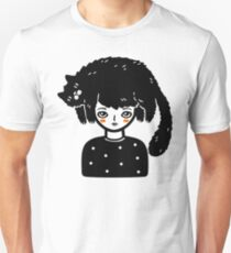 Cat Hair Unisex T-Shirt