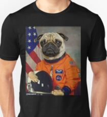 Camiseta unisex Astropug