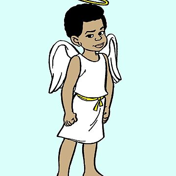Gary Coleman 02 - Angel by DGArt