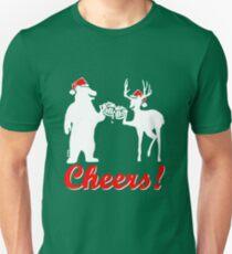 Christmas Cheers ! T-Shirt