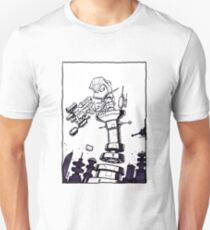 From Above® comic T-Shirt