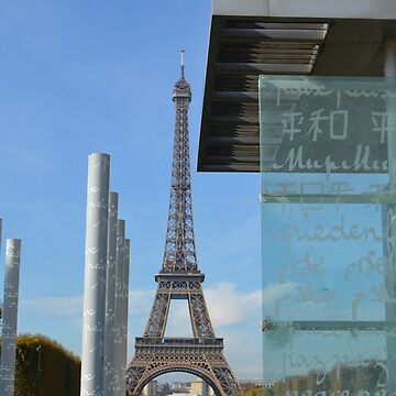 Torre Eiffel by Bsbodyache
