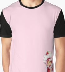 Strawberry Shortcake & Custard Graphic T-Shirt