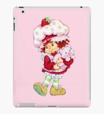 Strawberry Shortcake & Custard iPad Case/Skin