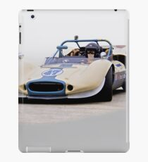 1966 Leonheart Special Historic Racecar iPad Case/Skin